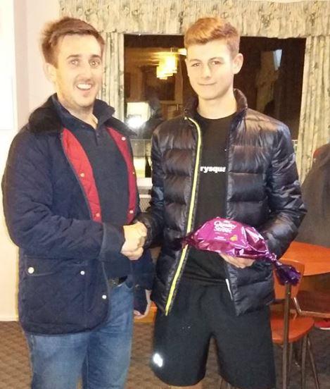 Gareth's Squash Report Thursday 1 December